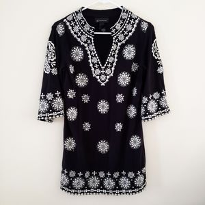 Beautiful Embrpidered Tunic Top